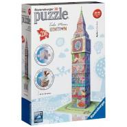 Puzzle 3D Big Ben TULA MOON Special Edition 216 Pezzi - Ravensburger 12569