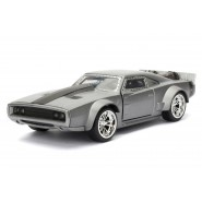 FAST and FURIOUS Model DOM's ICE CHARGER Grey 1/32 Collector's Series  Original JADA Toys
