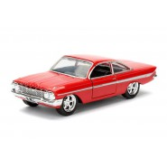 FAST and FURIOUS Model DOM's CHEVY IMPALA Red 1/32 Collector's Series  Original JADA Toys