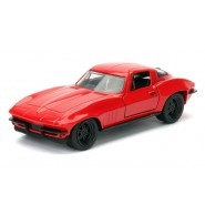FAST and FURIOUS Model LETTY's CHEVY CORVETTE Red 1/32 Collector's Series  Original JADA Toys