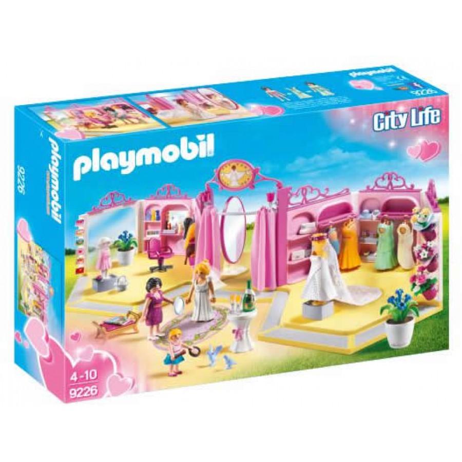 5474 Playset Bridal Shop Playmobil City Life Wedding 9226 4008789092267 on Kleurplaten Frozen