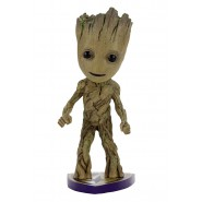 GROOT Resin Figure Statue HEAD KNOCKER Resina 18cm GUARDIANS OF THE GALAXY Vol. 2 Neca