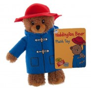 Peluche Orsetto PADDINGTON Orso 16cm Originale FILM