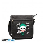 Borsa Tracolla THE JOKER Suicide Squad Mini Messenger 30x23cm ORIGINALE Dc Comics