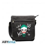 Shoulder Bag THE JOKER Suicide Squad Mini Messenger 30x23cm ORIGINALE Dc Comics