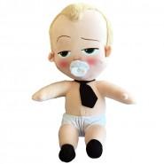BOSS BABY con PANNOLONE e CIUCCIO Peluche GIGANTE XXL 55cm Originale