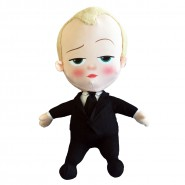 BOSS BABY with OFFICE Dress SUIT Soft Toy XXL Giant 55cm ORIGINAL