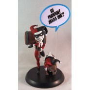 Collectible Figure 10cm HARLEY QUEEN from Q-FIQ Serie Quantum Mechanics