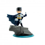 Collectible Figure 10cm BATMAN 1966 Classic TV Variant Q-POP Serie Quantum Mechanics