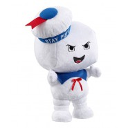 GHOSTBUSTERS Plush 22cm MARSHMALLOW MAN Angry Version WITH MUSIC
