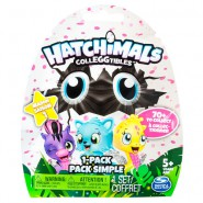 Hatchimals CollEGGtibles BUSTINA SINGOLA Pacchetto Busta 1-Pack SEASON 1 Originale SPIN MASTER