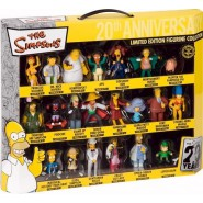 The SIMPSONS BOX 21 FIGURE da COLLEZIONE Edizione Limitata