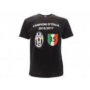 JUVENTUS T-Shirt Maglia Celebrativa 35mo SCUDETTO Serie A 2016/2017 UFFICIALE Originale JUVE