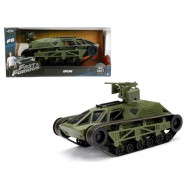 RIPSAW Tank Model from FAST And FURIOUS 8 Scale 1:24 Original JADA Collector's Series