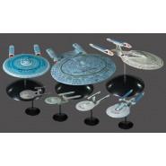 STAR TREK Box Set 7 MODELS 1/2500 Enterprise Assembling Kit AMT 954