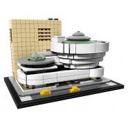GUGGENHEIM MUSEUM New York Playset LEGO ARCHITECTURE 21035