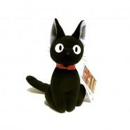 KIKI'S DELIVERY SERVICE Peluche JIJI Cat 20cm Studio Ghibli OFFICIAL