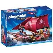 Big Playset ROYAL PATROL BOAT Playmobil 6681 Pirates