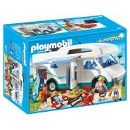 Playset CAMPER Vacanza VILLEGGIANTI Playmobil 6671 Summer Fun