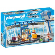 Big Playset AIRPORT with CONTROL TOWER Playmobil 5338 City Life