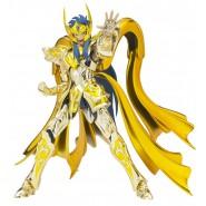 NON COMPLETO - Figura CAMUS Acquarius SOUL OF GOLD Die Cast MYTH EX Bandai Saint Seiya CAVALIERI ZODIACO
