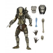 Figura Action Deluxe 20cm PREDATOR JUNGLE HUNTER Ultimate Version ORIGINALE Neca