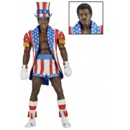 Figura Action 18cm APOLLO CREED Rocky 40th Anniversario SERIE 2 Neca