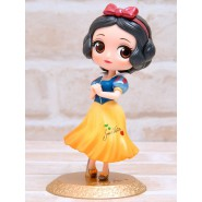 Figure Statue 14cm SNOW WHITE SPECIAL COLOR Serie QPOSKET VOL. 1 Banpresto DISNEY