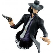 Figura Statua JIGEN DAISUKE Opening Vignette 15cm BANPRESTO JAPAN Lupin III