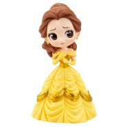 Figure Statue 14cm BELLE Beauty and Beast NORMAL Version QPOSKET Banpresto DISNEY