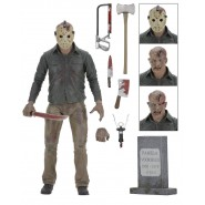 Friday 13th PART 4 THE FINAL CHAPTER Action Figure 18cm Ultimate JASON ORIGINAL Neca