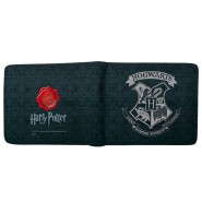 Harry Potter HOGWARTS Logo OFFICIAL WALLET Original ABY