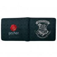 PORTAFOGLIO Harry Potter LOGO INSEGNA Scuola di HOGWARTS Ufficiale
