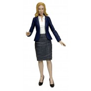 FIGURA Action with Diorama FOX MULDER 19cm from THE X-FILES Original DIAMOND Select