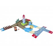PAW PATROL Playset LIGHTHOUSE RESCUE SET with ZUMA and SKYE Vehicle and Figures SPIN MASTER