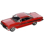 FAST & FURIOUS 8 Model DOM'S CHEVY IMPALA Red 1:24 Original JADA Collector's Series