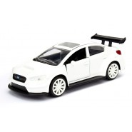 FAST and FURIOUS Model MR Little Nobody SUBARU WRX STI White 1/32 Collector's Series  Original JADA Toys