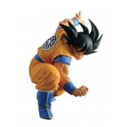 DRAGON BALL Z Figura Statua GOKU Color Version 9cm BANPRESTO Colosseum SCultures BIG 7 Super