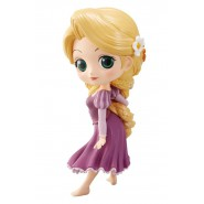 Figure Statue 14cm RAPUNZEL Tangled NORMAL Version QPOSKET Banpresto DISNEY