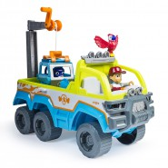 PAW PATROL Playset PAW TERRAIN VEHICLE Ryder JUNGLE RESCUE Spin Master