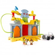 PAW PATROL Playset MONKEY TEMPLE Head Quarter JUNGLE RESCUE Spin Master