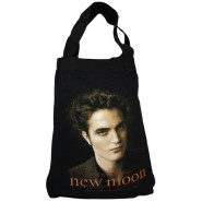 TWILIGHT SACCA Borsa Shopper EDWARD CULLEN New Moon ROBERT PATTINSON Tote Bag !!