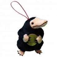 Peluche SNASO Animale Magico versione CON MONETA da Animali Fantastici 10cm ORIGINALE Licenza Warner Bros NIFFLER