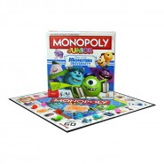 MONOPOLY JUNIOR Special Edition MONSTERS UNIVERSITY Board Game ENGLISH Hasbro