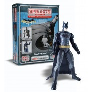 BATMAN NEW 52 Figura Action KIT 10cm LEVEL 1 SPRUKITS Bandai 35651