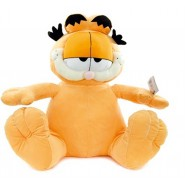 Plush of GARFIELD Cat SITTING Enormous XXL 55cm Original OFFICIAL