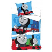 THOMAS and FRIENDS Cotton Single Bed Set 2 Pieces DUVET COVER 140x200cm
