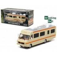 BREAKING BAD Camper 1986 FLEETWOOD BOUNDER Normal Version Scala 1/64 GREENLIGHT Collectibles