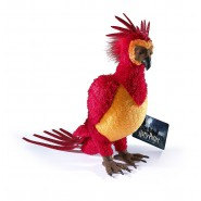 HARRY POTTER Original Plush DELUXE BIG 35cm FAWKES Dumbledore's PHOENIX 14'' Noble Collection