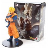 DRAGONBALL Z Figura SON GOHAN Future Super Saiyan NORMAL Color 18cm RESOLUTION OF SOLDIERS Vol. 6 Banpresto